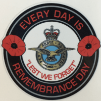 DECAL – Every Day is Remembrance Day