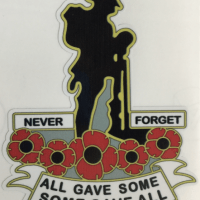 DECAL – Never Forget
