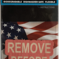 DECAL – Remove Before Flight