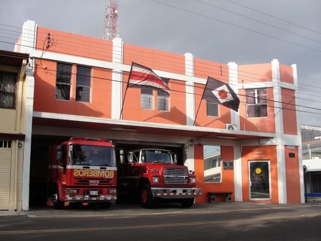 Resultado de imagen para Estación de Bomberos Barrio Mexico
