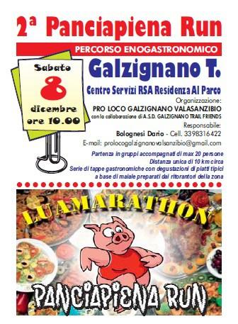 2a Panciapiena Run – Luamarathon