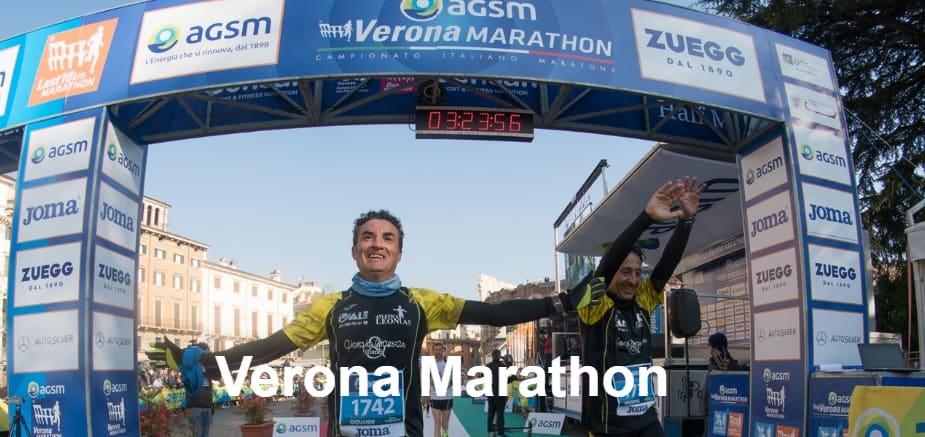 Verona Marathon, Half marathon, 10km