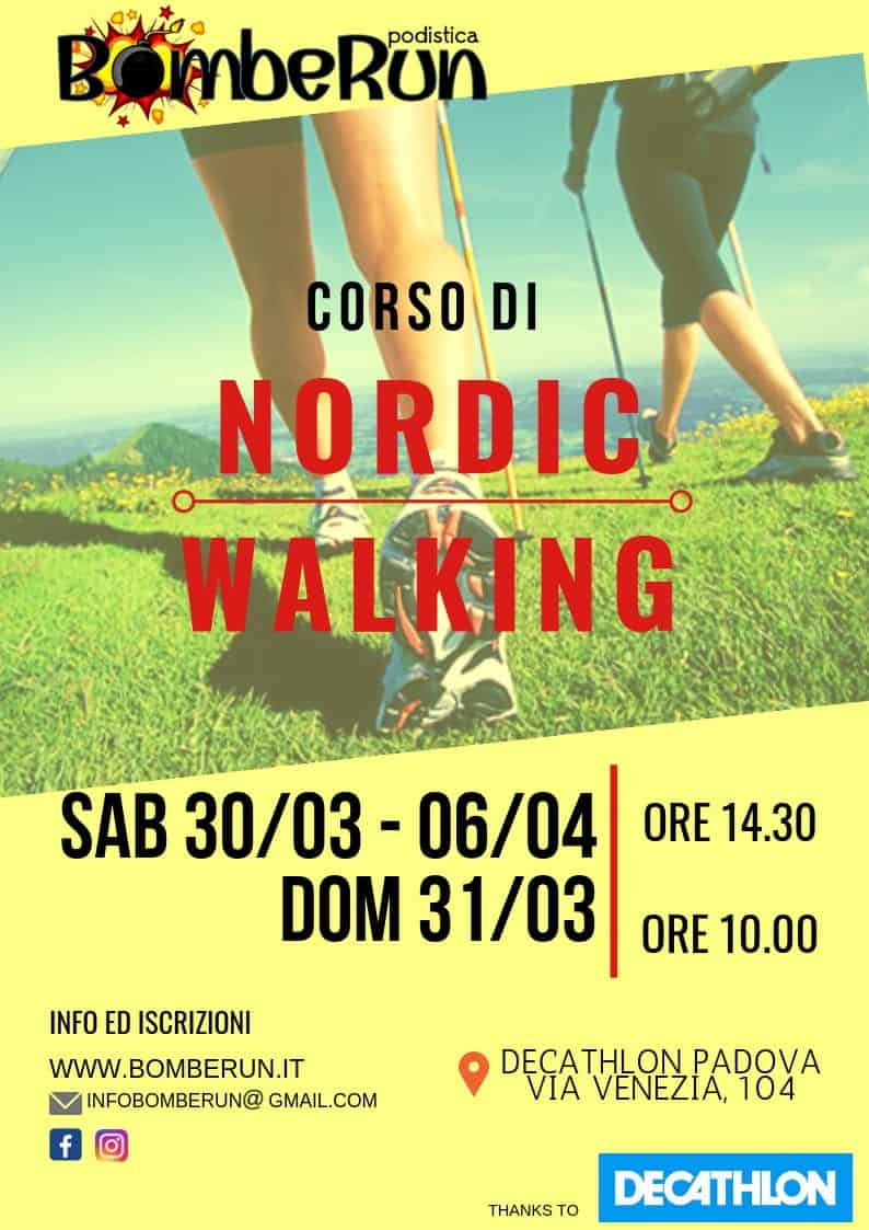 Corso Nordic Walking