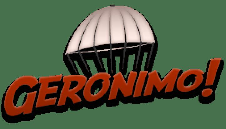 Resultado de imagen para geronimo parachute jump
