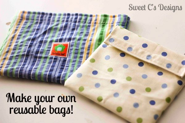 Reuseable Snack Bags