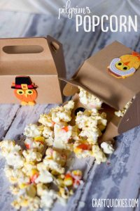 I love this idea for a quick and tasty Thanksgiving treat or favor!