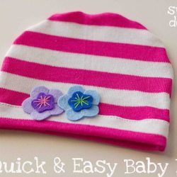 Quick and Easy Baby and Kids Hats!