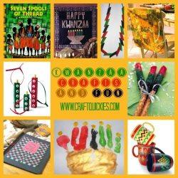 Kwanzaa Crafts & Fun Roundup
