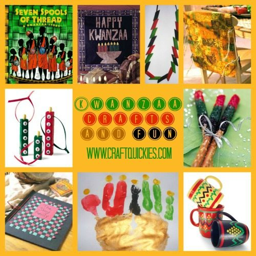 Kwanzaa Roundup from Craft Quickies