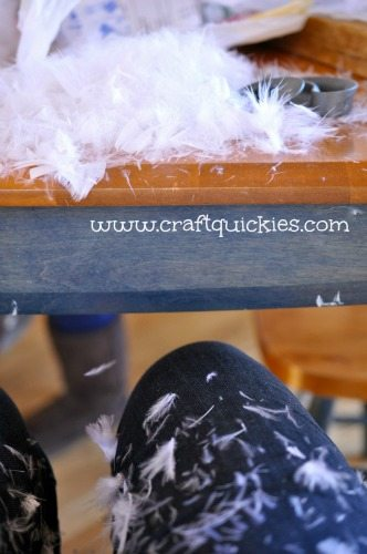 Feathered Wreath Tutorial5