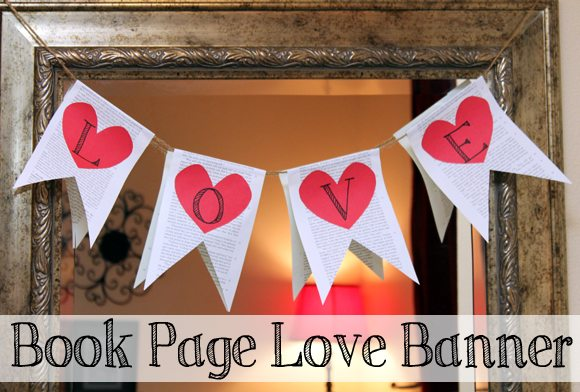book page love banner cover 2