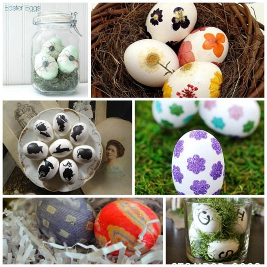 Six FABULOUS Easter Egg Ideas