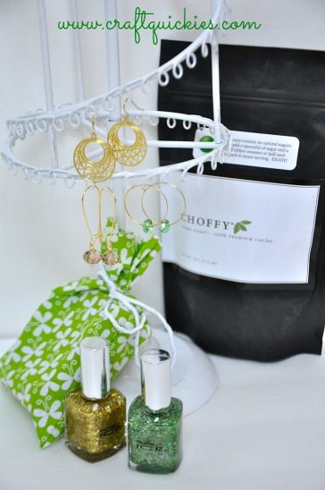 St. Patrick's Day Craft-Off Prize Package 2013 from Craft Quickies