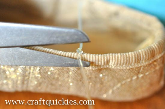 Baby Ballet Shoe Fix from Craft Quickies-7