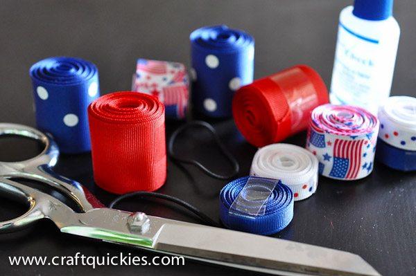Supplies for firecracker bows