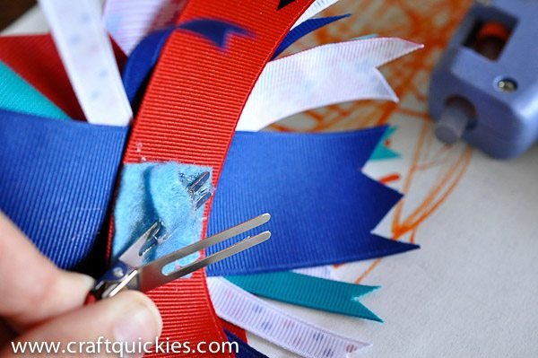 Firecracker Baby Headband from Craft Quickies-4
