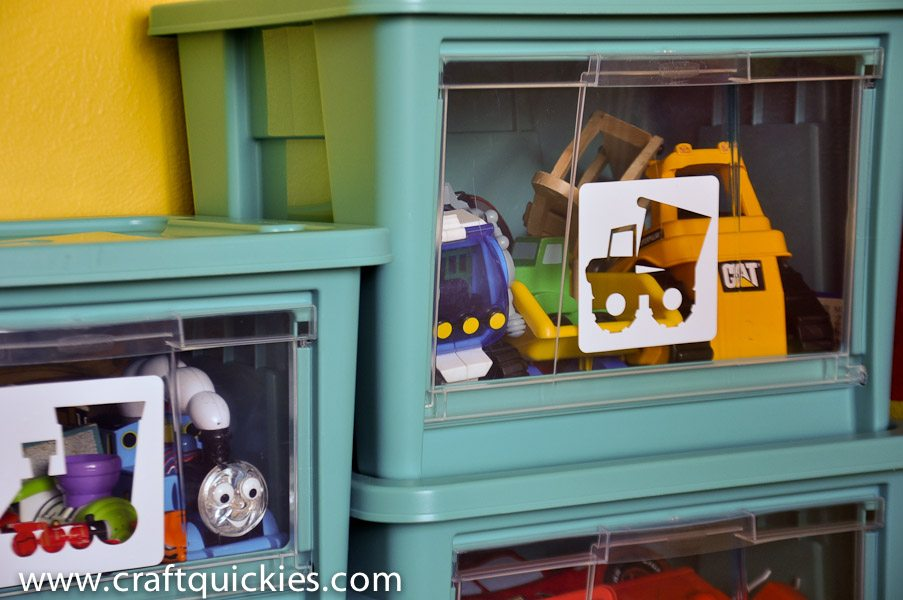 Toy Storage is simple with NEW Rubbermaid All Access Organizers! & Toy Storage Solutions Using Rubbermaid All Access Organizers