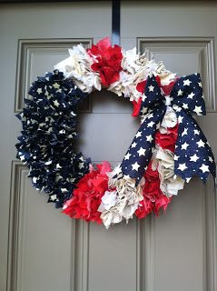 craft off wreath