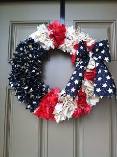 craft off wreath