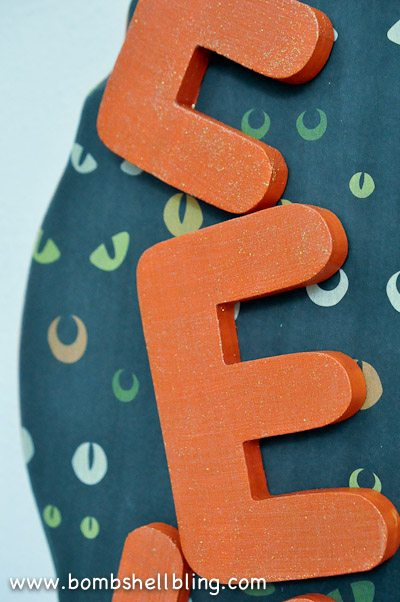 EEK! A Martha Stewart Halloween Project-4