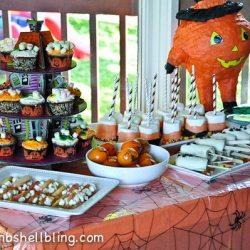 Kid Craft Halloween Party