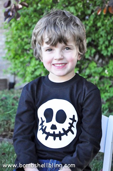 Jack Skellington Shirt-9