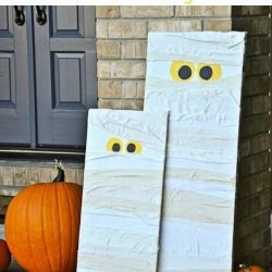 Front Porch Mummies