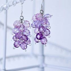 Ombre Earrings Tutorial