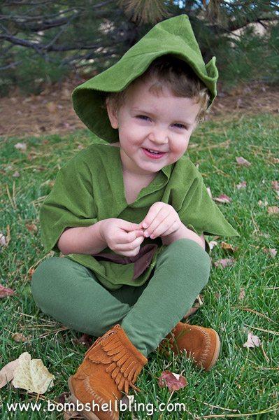 Peter Pan Costume-2