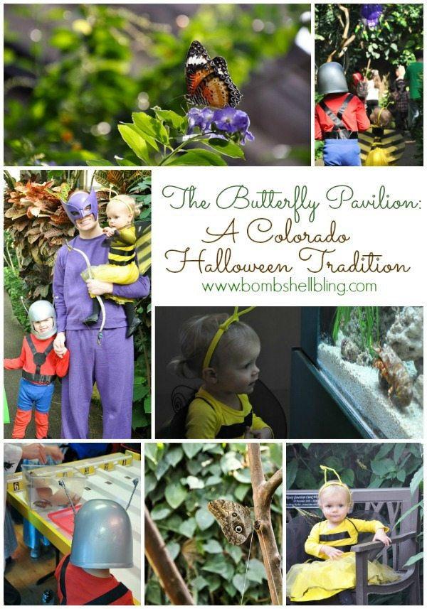 The Butterfly Pavilion A Colorado Halloween Tradition from Bombshell Bling
