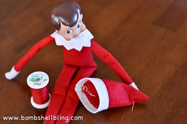 Elf on the Shelf Ideas-53