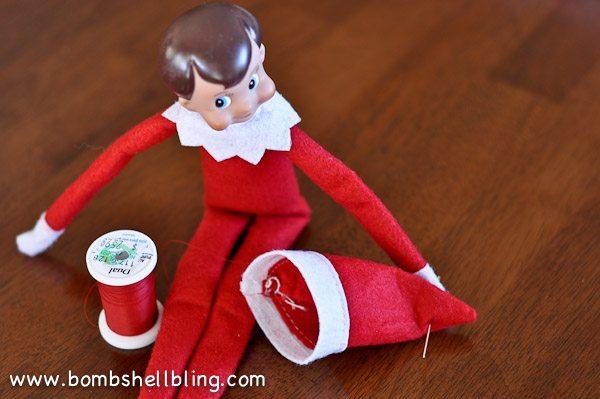 Elf on the Shelf Ideas-53