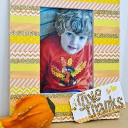 Give Thanks Frame