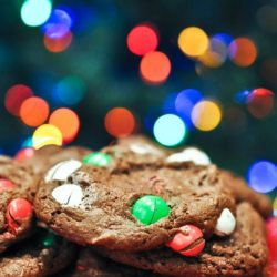 Four Ingredient Christmas Cookies & Cookies Link Party