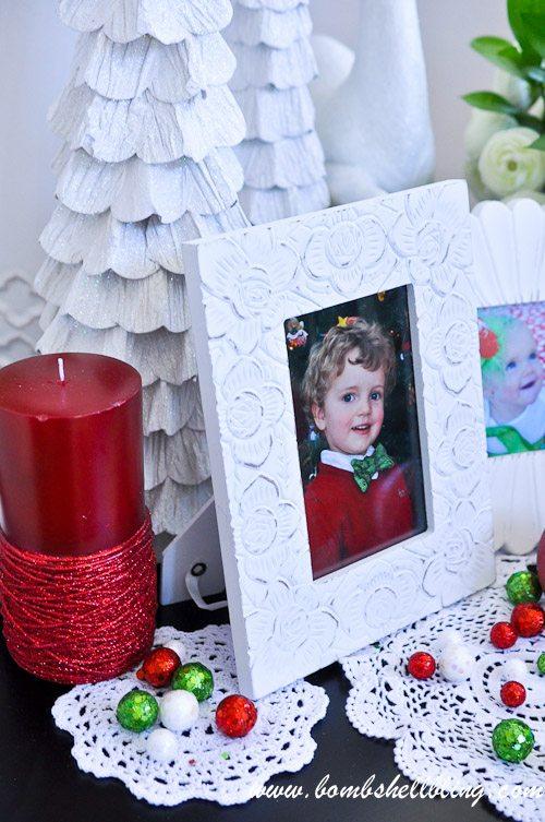 Christmas Plate Wall-8