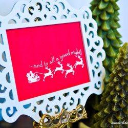 Christmas Printable Blog Hop