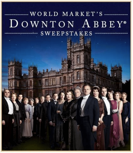 Downton Abbey Sweeps