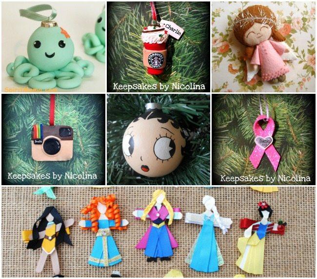 Ornaments Girls
