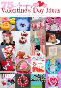 75 Amazing Valentine's Day Ideas