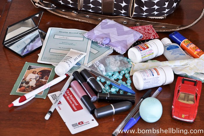 A Glimpse Inside My Handbag-6