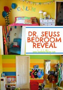 Dr Seuss Bedroom from Bombshell Bling