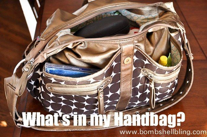 What's in my Handbag