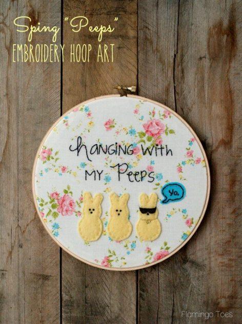 +Spring-Peeps-Embroidery-Hoop-Art-675x900