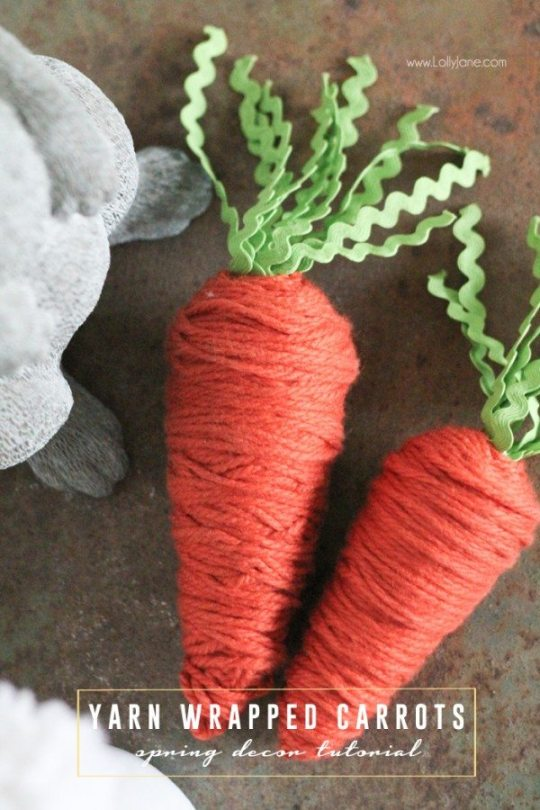 +Yarn-Wrapped-Carrots-From-Foam-Cones-Lolly-Jane-600x900