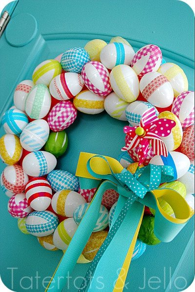 +washi-tape--egg-wreath-