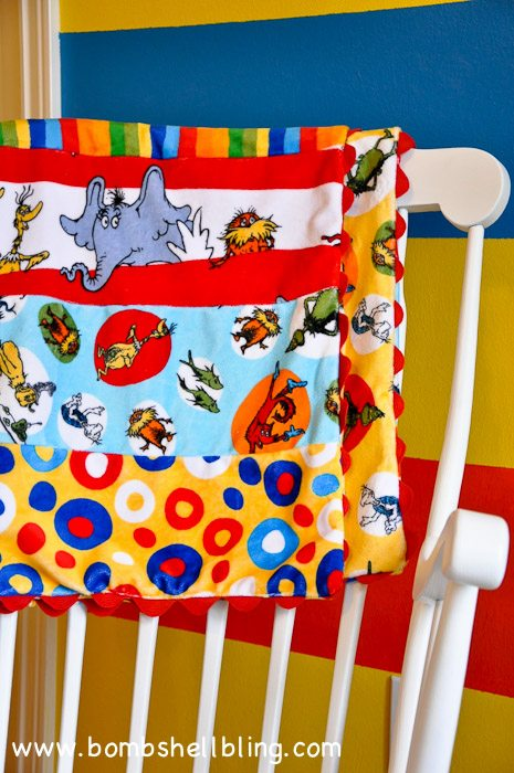 Dr Seuss Cuddle Blanket-15