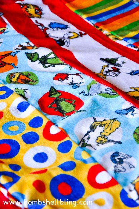 Dr Seuss Cuddle Blanket-20