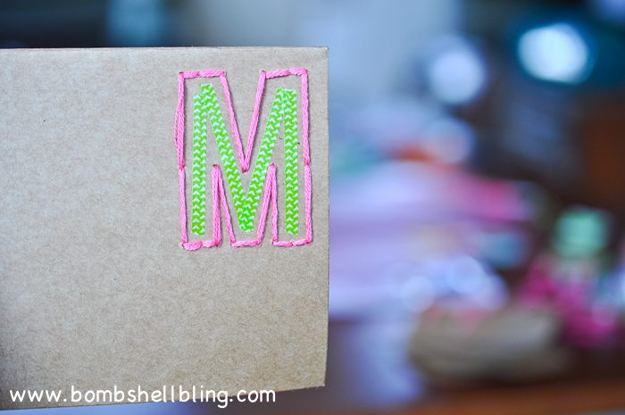Hand Stitched Cards-13