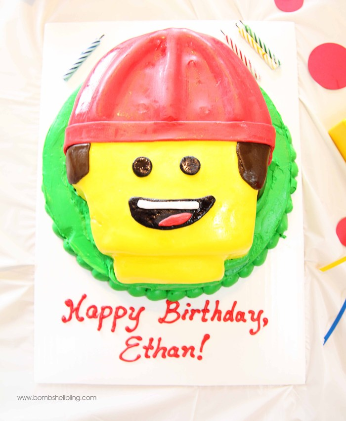 This Lego Birthday Party is full of amazing ideas for your Lego fanatic! You'll see how to make lego crayons, a lego pinata, a Lego cake, activities for the party and there are free printables for you to use.