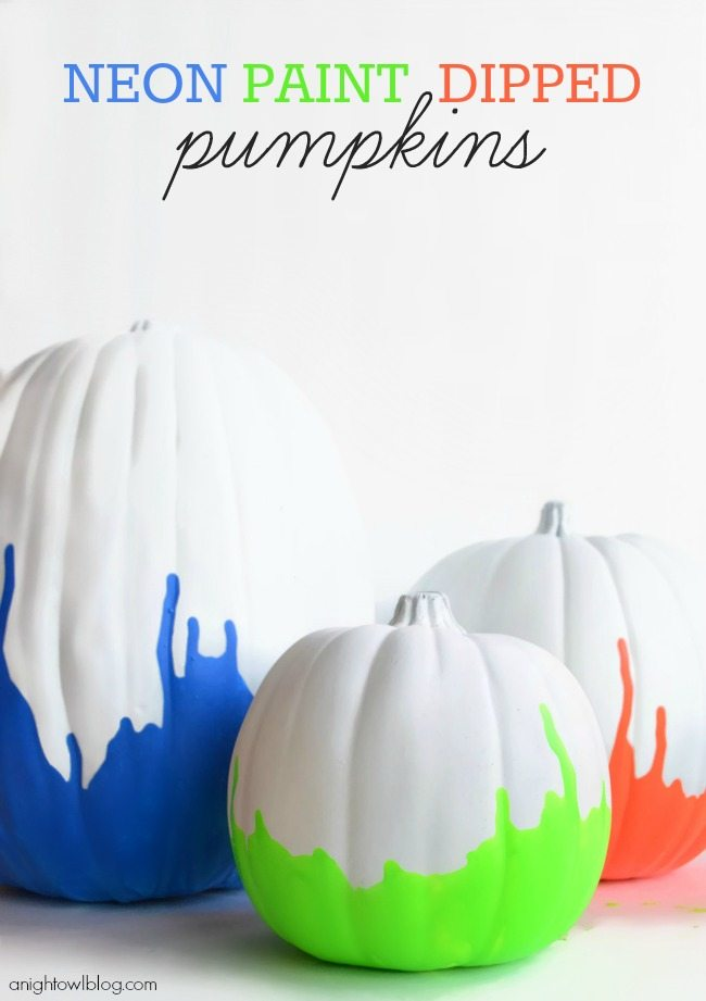 ANO Neon-Paint-Dipped-Pumpkins-Main